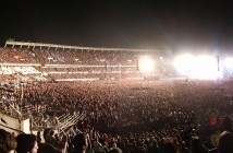 Guns N' Roses rockten das River Plate Stadion in Buenos Aires