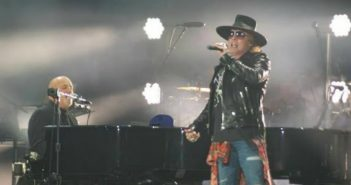 Axl Rose & Billy Joel