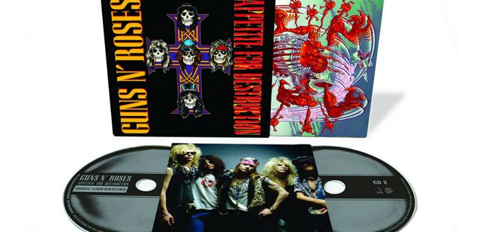 Appetite for Destruction: Rezensionen zur Neuauflage des Guns N' Roses Debütalbums