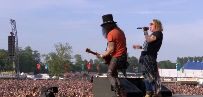 Download Festival in Donnington, UK